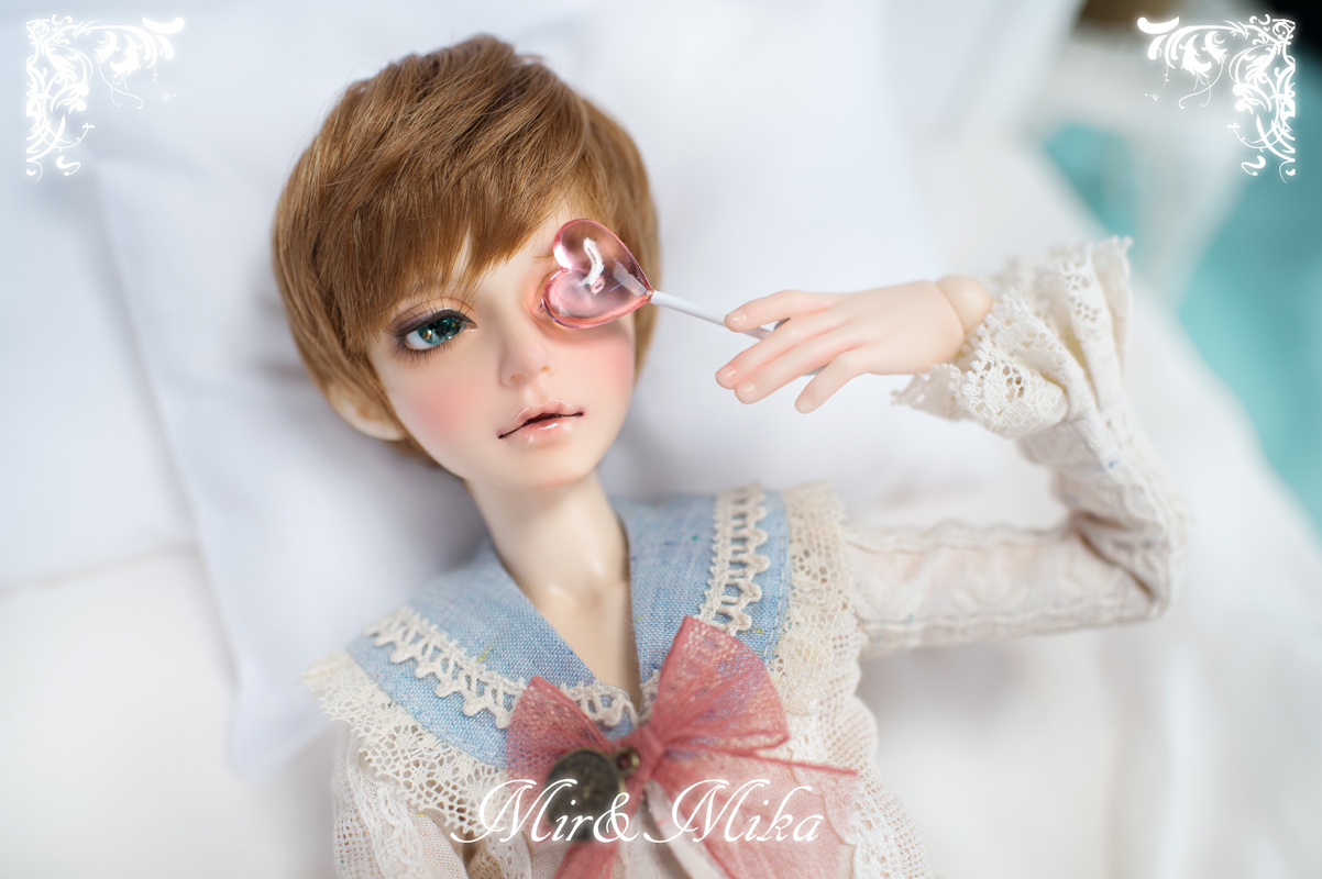 Fairyland Minifee Boy Mika 1 4 Bjd Fairyland Minifee Boy