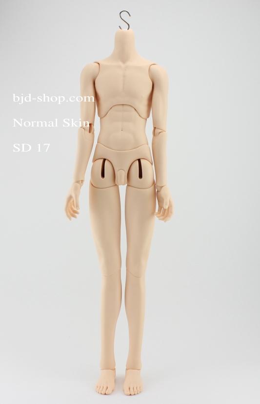 volks sd SD17 male body bjd [volks sd SD17] - $169.00 : BJD Shop ...