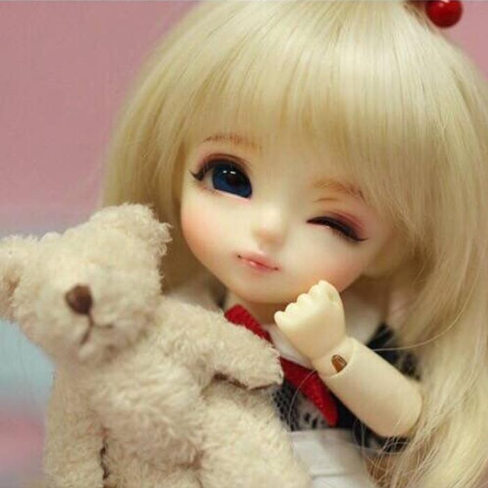 i would love to own a pukifee♡ | bjd pukifee | Pinterest | Dolls ...