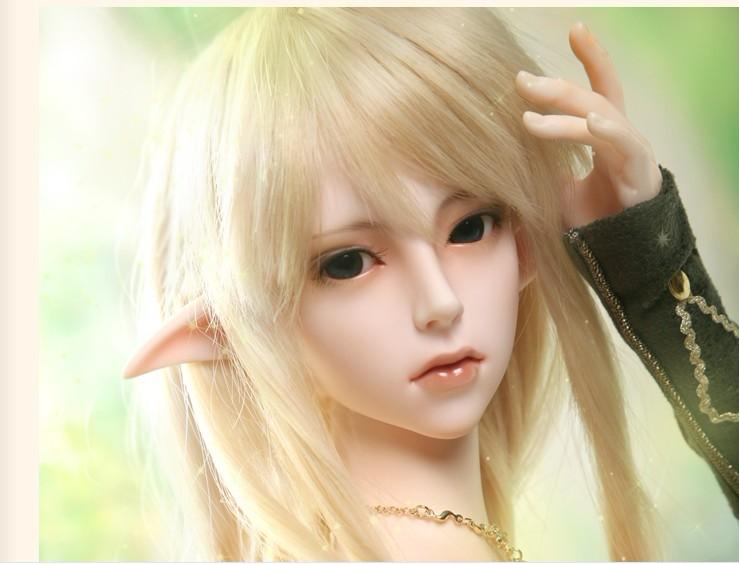 Soom Grey & Ace - Wind Elves 1/4 bjd [Soom Grey & Ace - Wind Elves ...